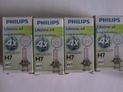 Лампочка Philips H7 EcoVision LongLife 12V 55W (12972LLECOC1)