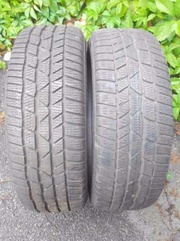 205/55 R16CONTINENTAL Winter CONTACT TS830P б/у 4мм. 91H