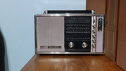 Радиоприемник   SANYO TRANSWORLD 18 Transistor 6 Band Radio Model 18H-815 JAPAN AM FM SW