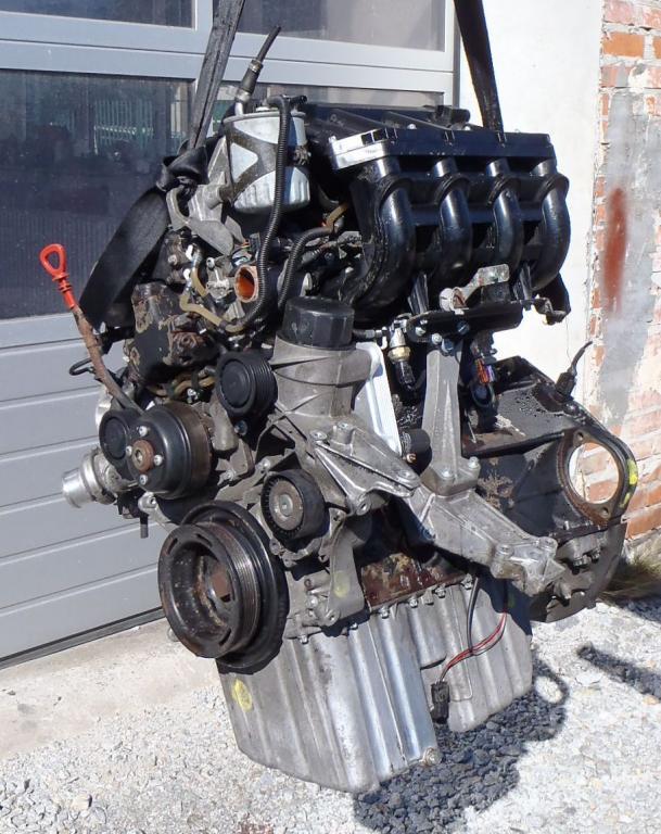 мерседес двигатель 616
