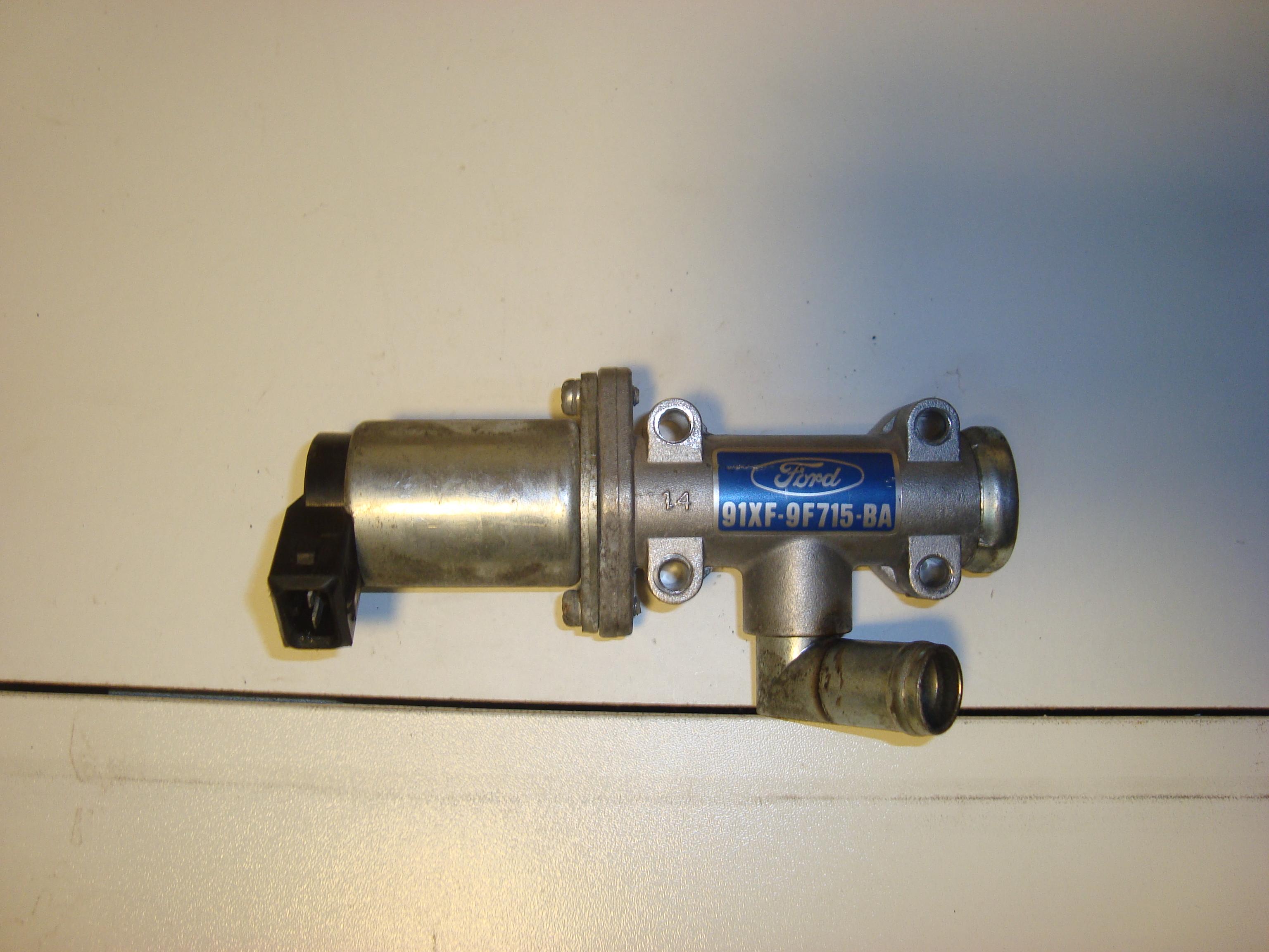 Чистка холостого клапана хода форд фокус 2 1 8 5 фотография