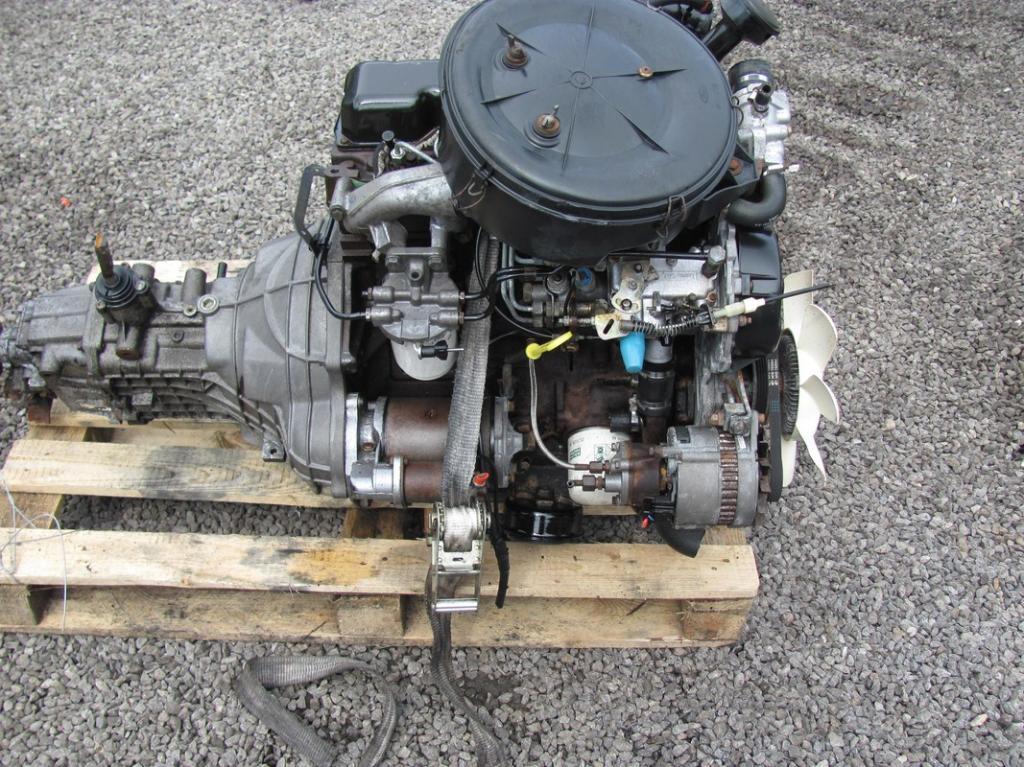 Дизельный или бензиновый двигатель на форде