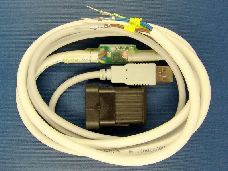 Диагностический кабель для гбо 4 поколения своими руками 26