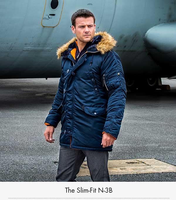 Продам куртка аляска Slim Fit N-3B Parka Alpha Industries 47dd634a8b397