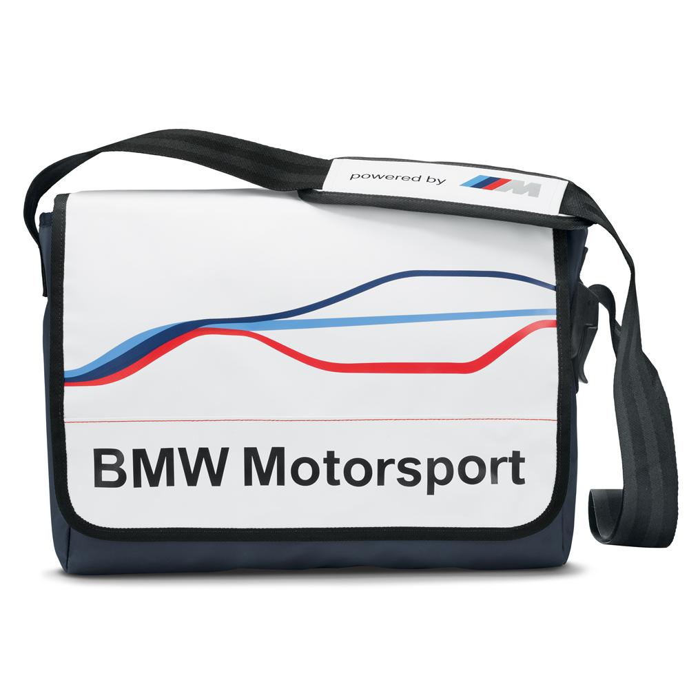 b19d7c5bd12f Продам спортивная сумка BMW Motorsport Messenger Bag White , Marshalil